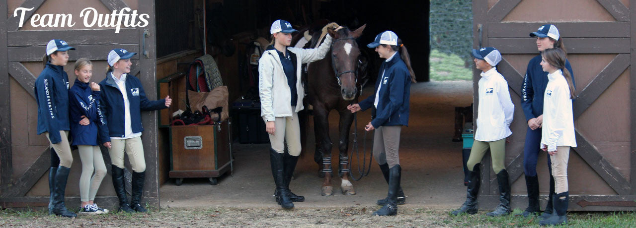 ZIKY equestrian team outfitts