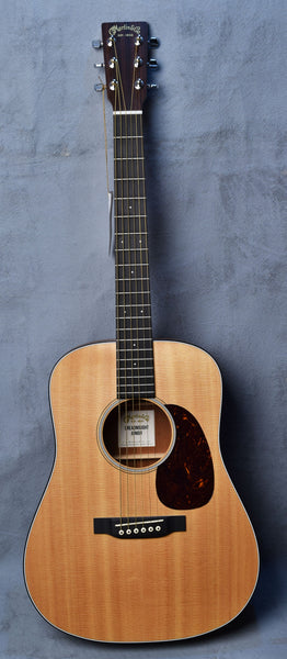 New Martin Dreadnought Jr. All Solid Woods, Elect.
