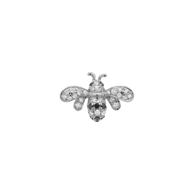 Bee Mine Stud  | 0.68GMS .08CT | Single