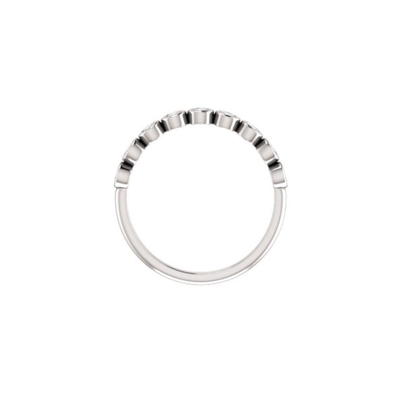 Bezel Round Band | 2.12GMS .27CT