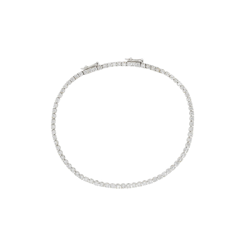 Diamond Tennis Bracelet | 3GMS 2.3CT
