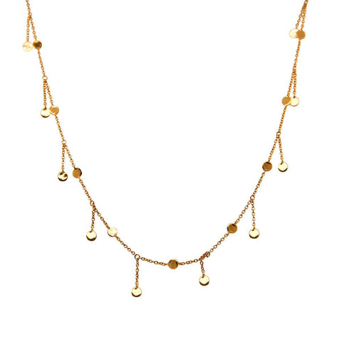 Staple Necklace | 5.67GMS