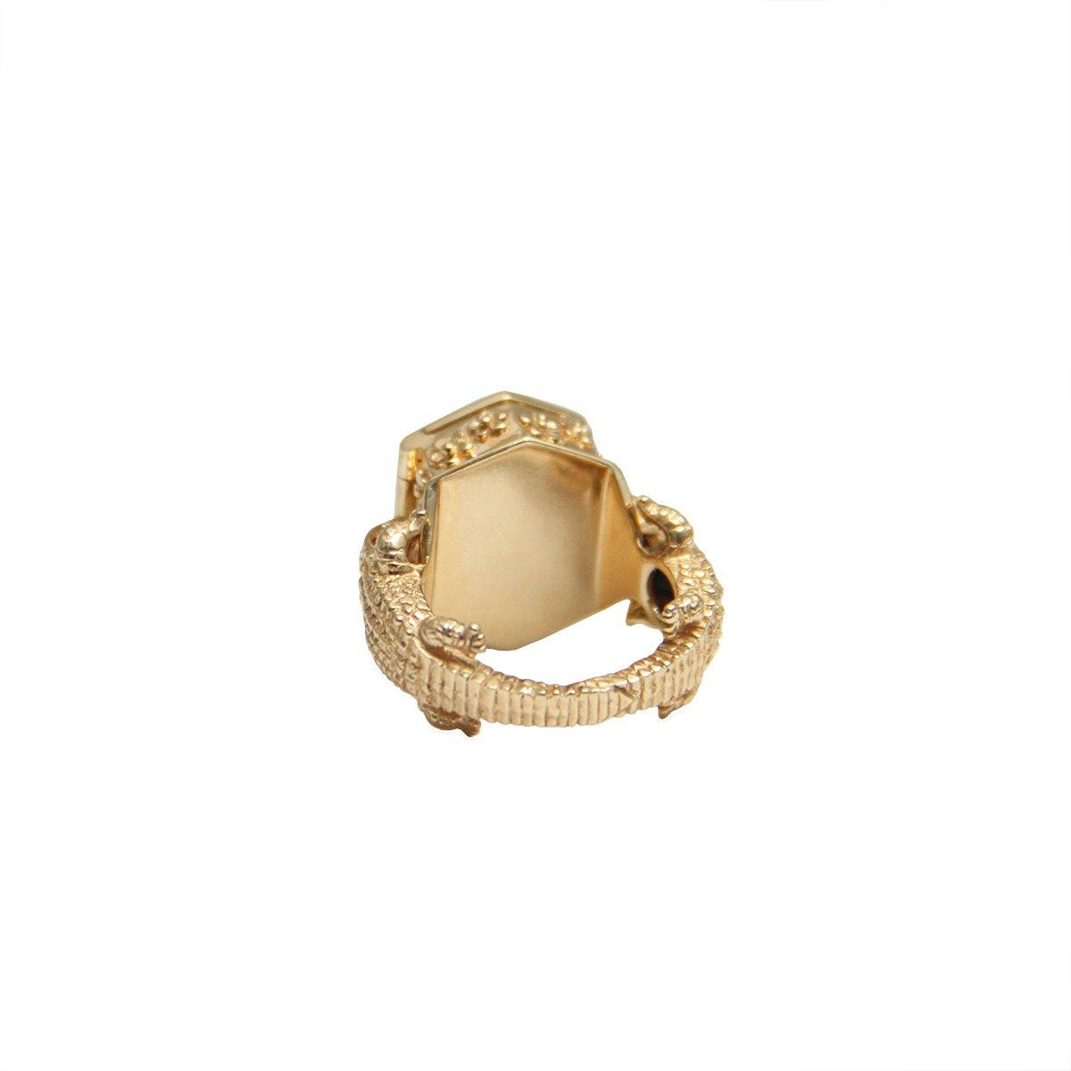 Funeral Ring 14.5GMS | 4.35CTS