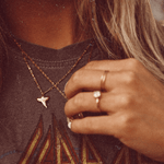 Baby Shark Tooth Pendant