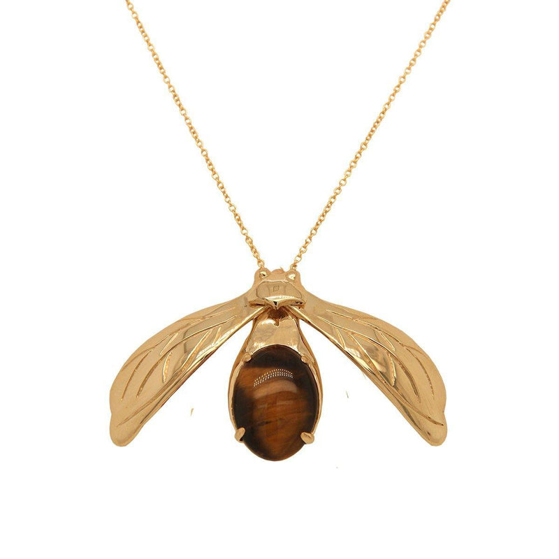 La Cucaracha Necklace | 5.5GMS .8 CT