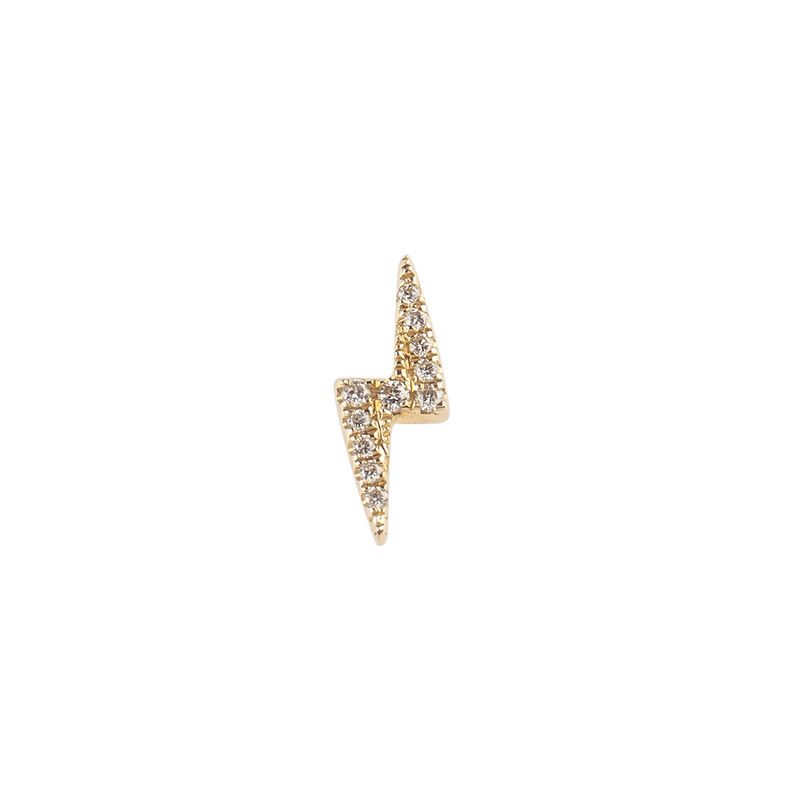 Lightning Stud | 0.5GMS .04CT | Single