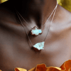 Opal Ruby Necklace | 3.3GMS 18.19CT