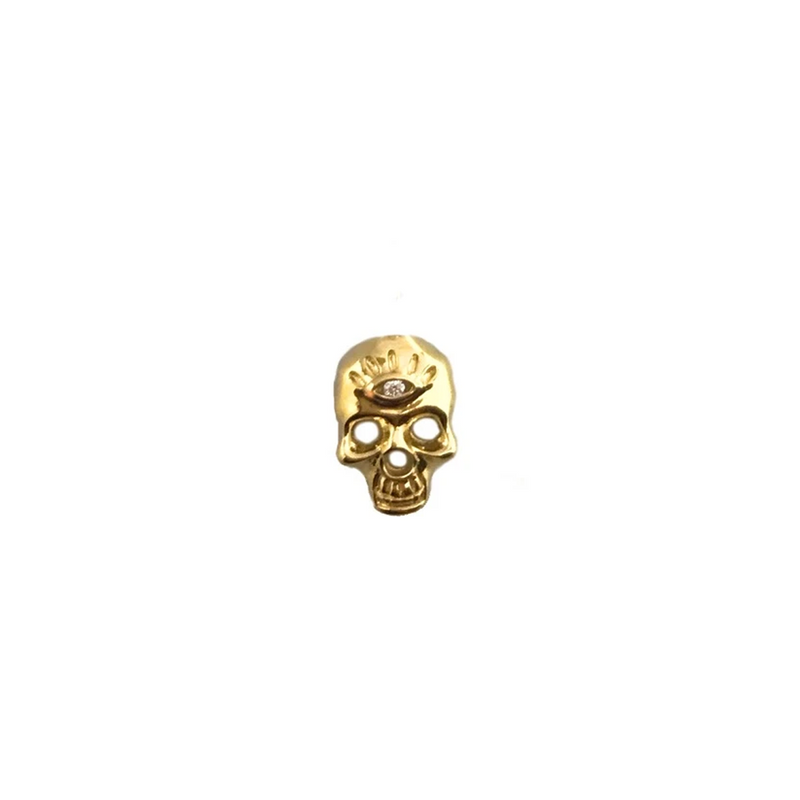 Third Eye Stud | .5GMS .01CT | Single