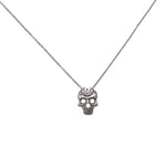 Third Eye Necklace | 2.16GMS .01CT