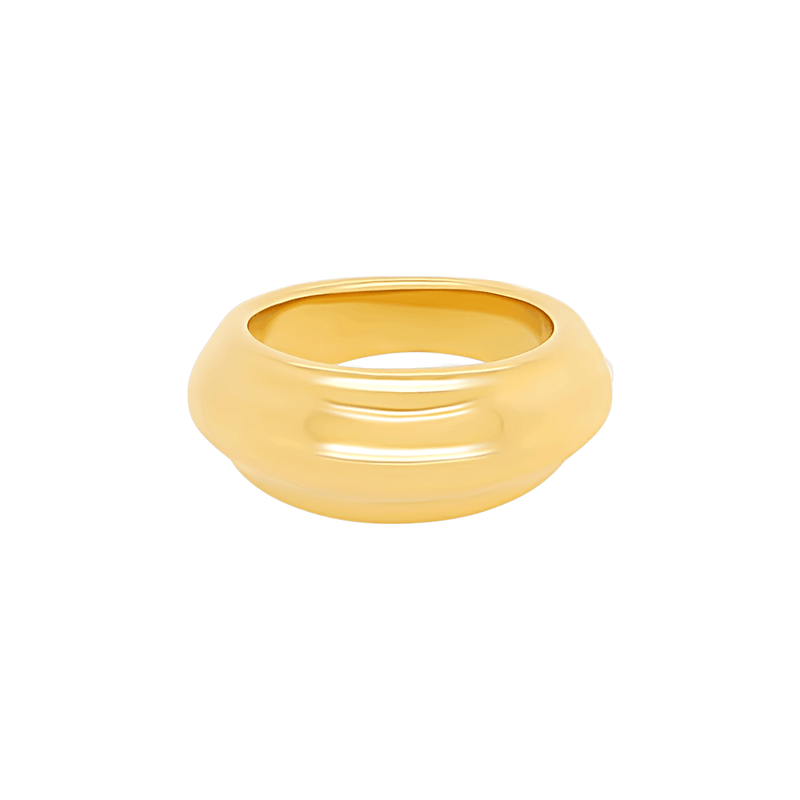Timbre Ring in Gold by Porter Lyons