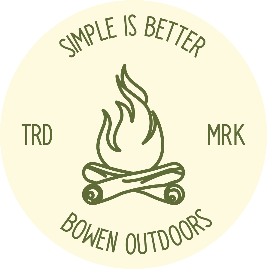 Simple is Better - Cream Sticker