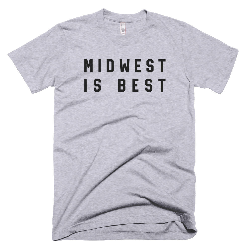 Midwest is Best | Unisex T-Shirt - Bowen Outdoors