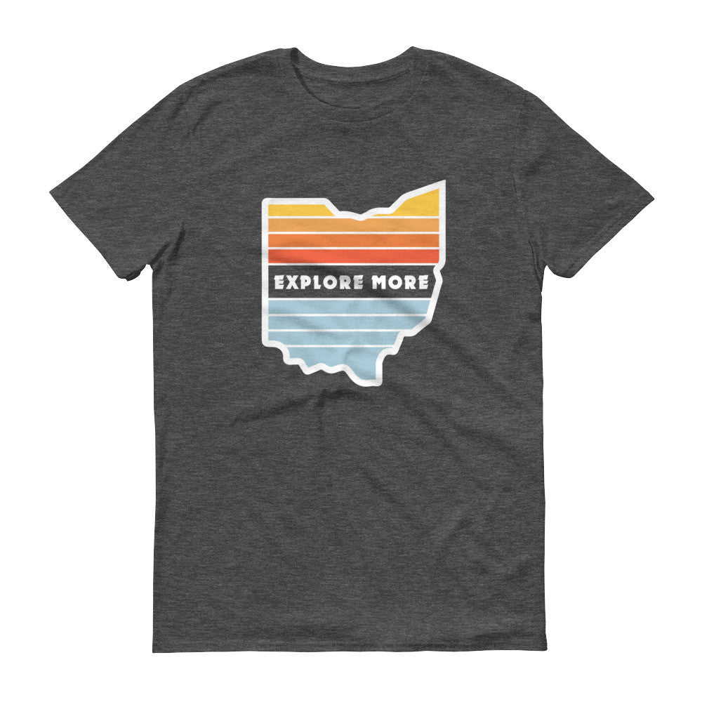 Explore More Ohio T-Shirt - Bowen Outdoors