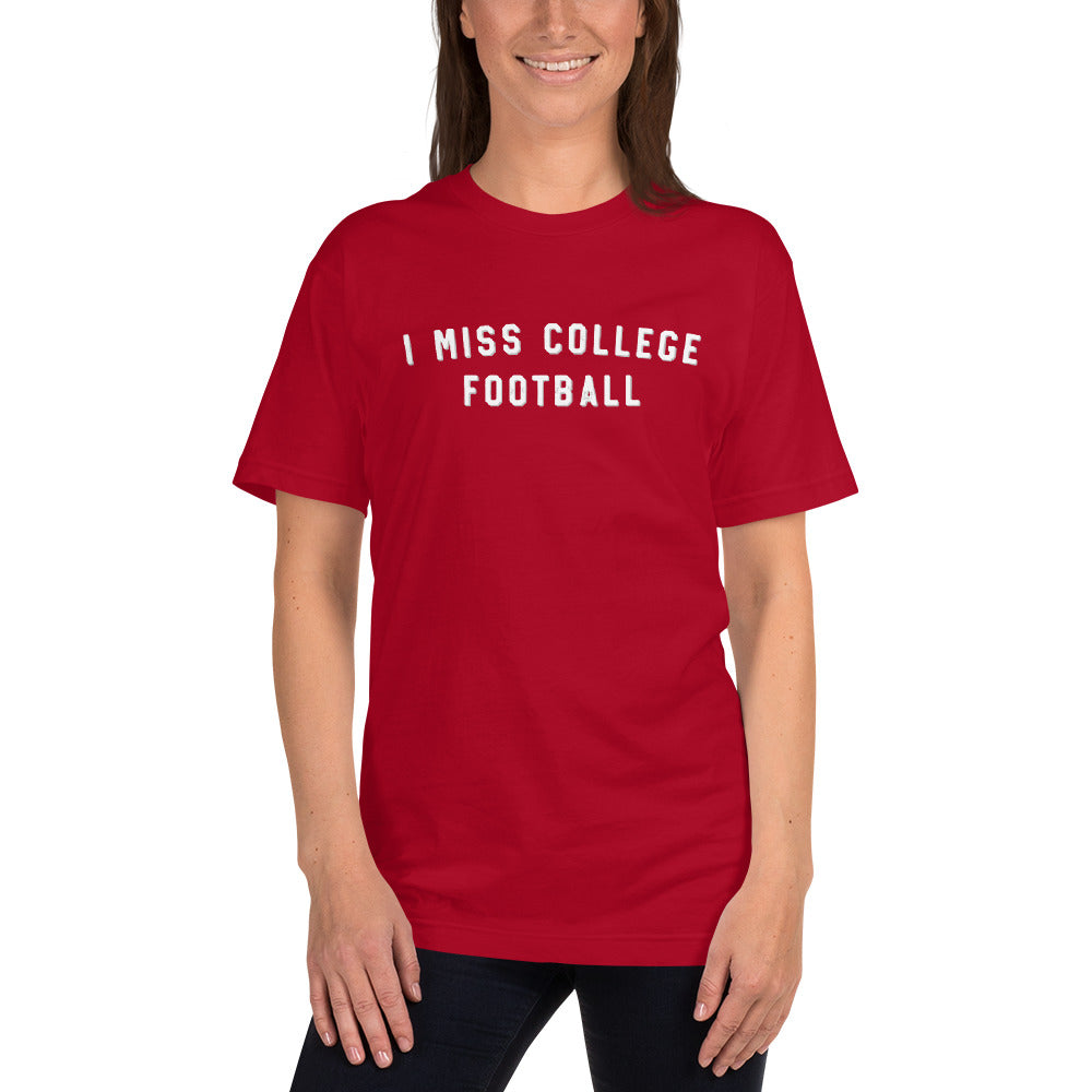 Nebraska - I Miss College Football