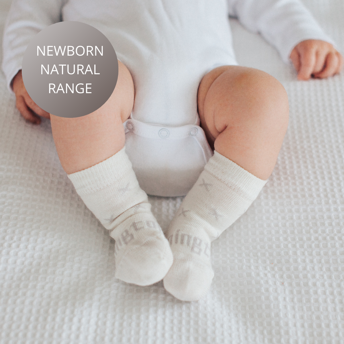 Merino Wool Crew Socks | Baby | FOX