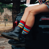 Merino Wool Knee High Socks | Woman | SCOOTER