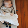Merino Wool Crew Socks | Woman | CADET