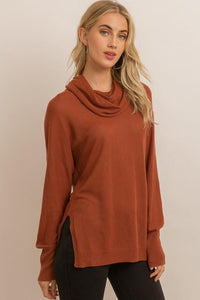 Brooklynn Turtleneck Top