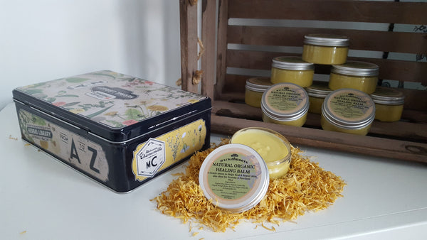 Organic Healing Balm - skincare - Back2dRoots