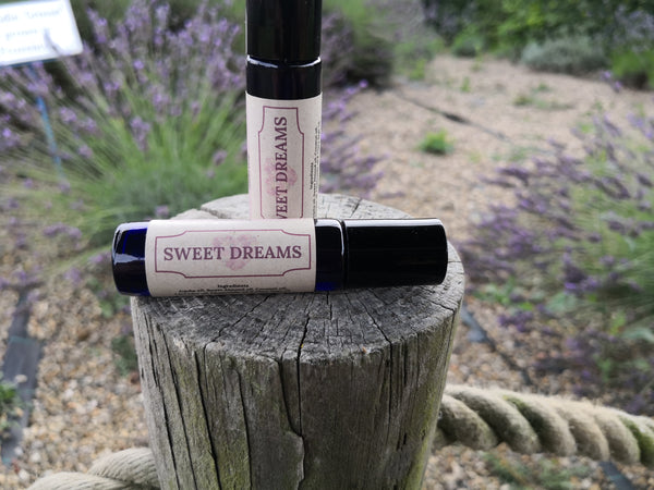 'Sweet Dreams'   Natural Sleep Aid Aromatherapy Roll On   10ml - skincare - Back2dRoots