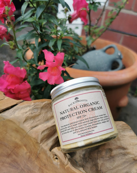 Natural Organic Protection Cream