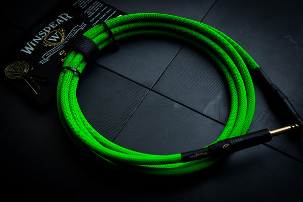 Crystal Premium Instrument Cables