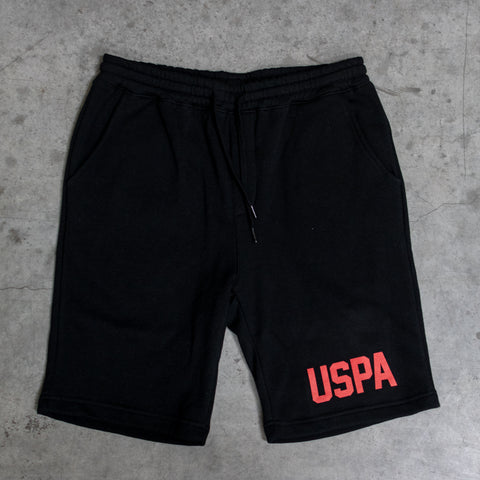 USPA Sweatshorts (Black)