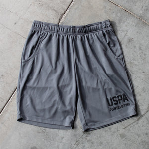 USPA Performance Shorts (Grey)