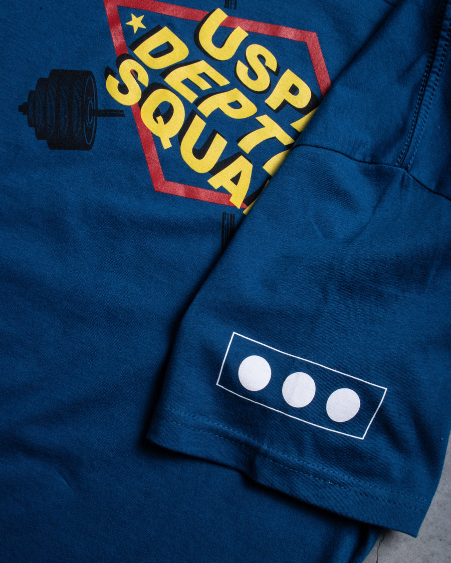 USPA Depth Squad Tee (Blue)