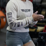 USPA Lightweight Long Sleeve - Sand