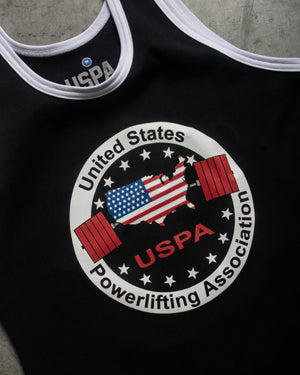 USPA Logo Competition Singlet