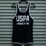 USPA Powerlifting Competition Singlet
