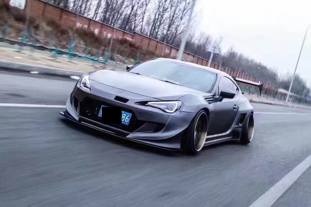 Toyota 86/Subaru BRZ V3 Full Widebody Kit for sale – Sovereign District