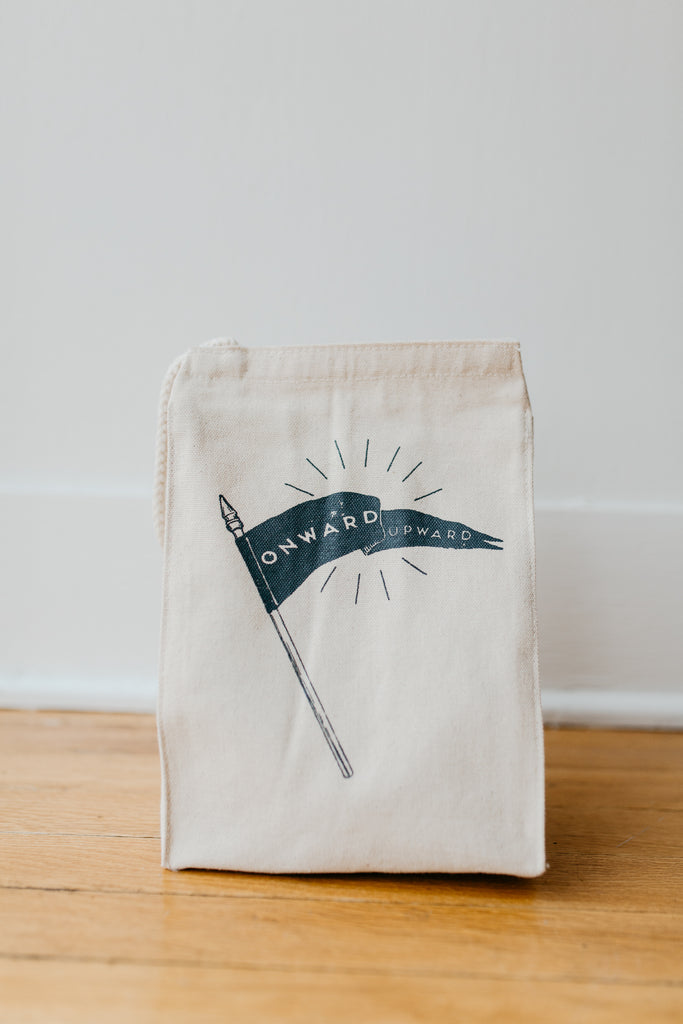Onward and Upward Lunch Bag