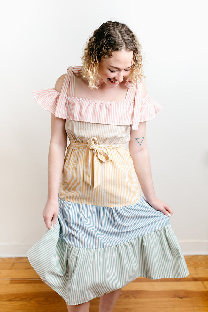 Perry Tiered Dress