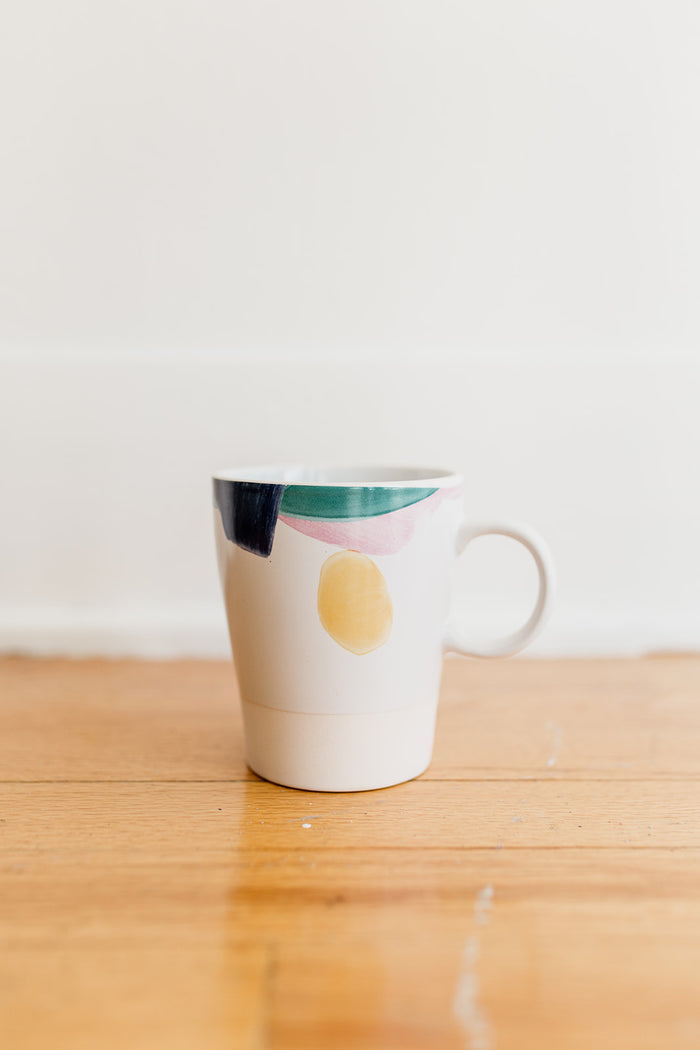 Canvas Edge Mug
