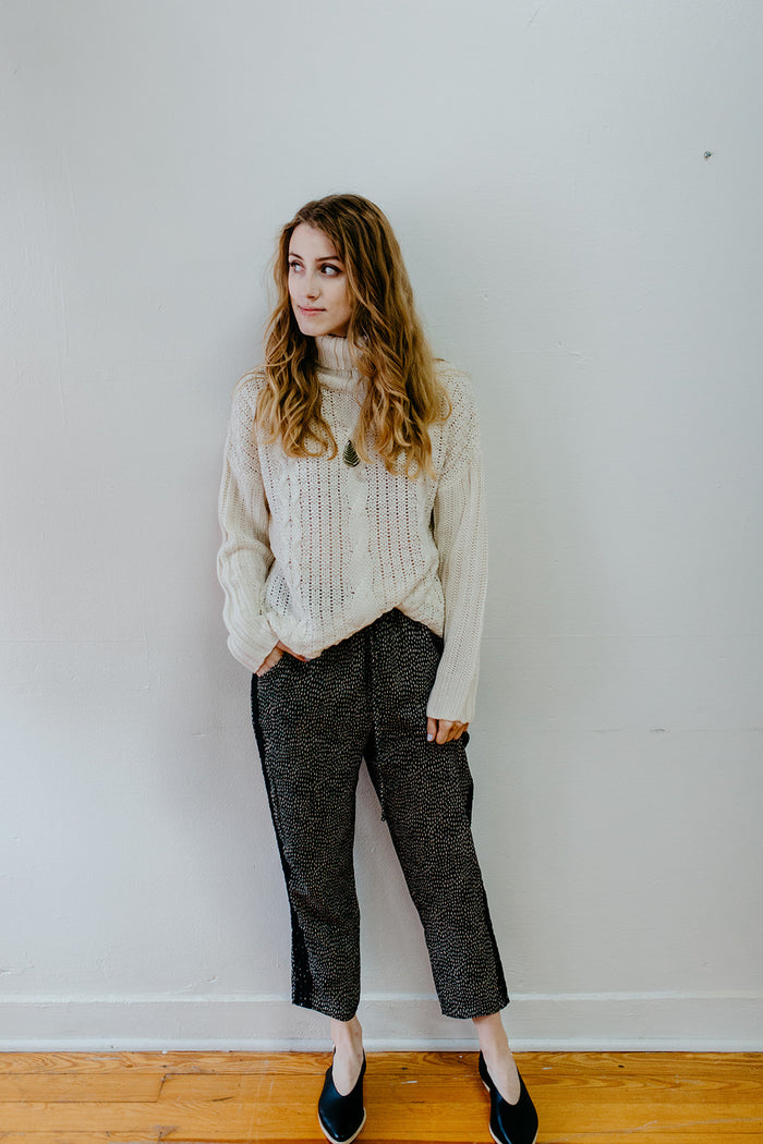 Haley Printed Pants