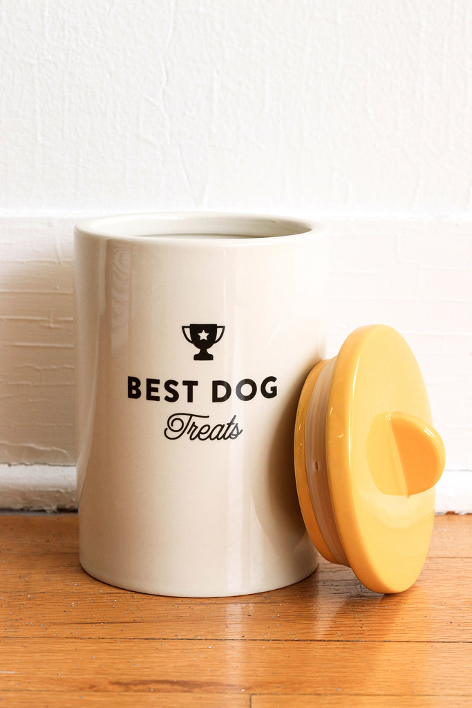 Best Dog Treat Jar