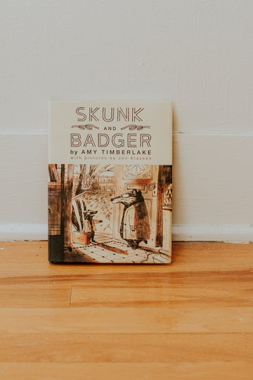 Skunk and Badger