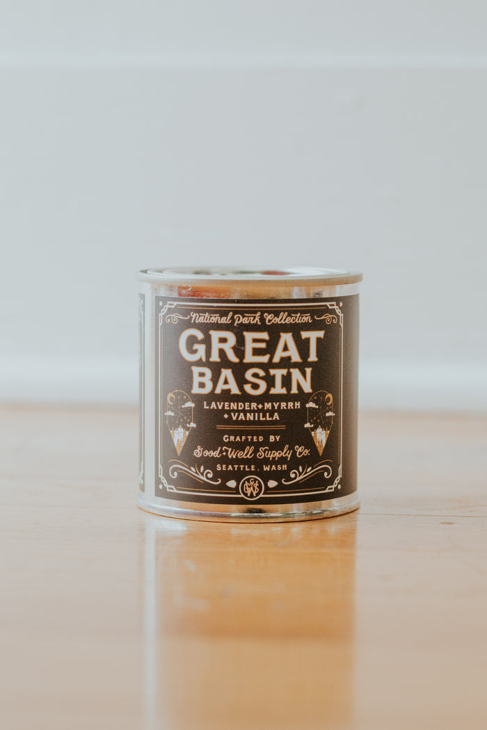 Great Basin Candle