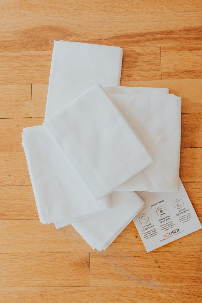 ALT Linen Kitchen Towels