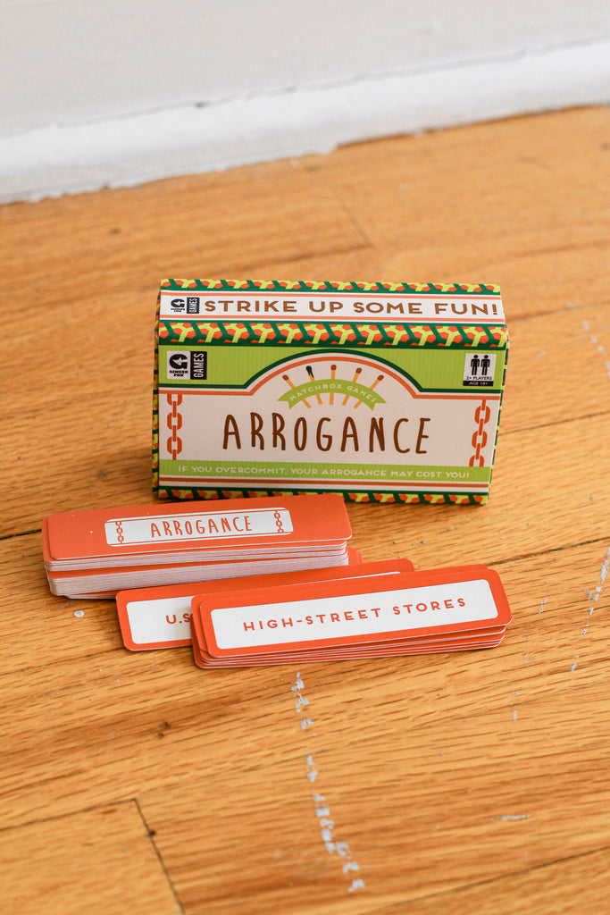 Matchbox Games
