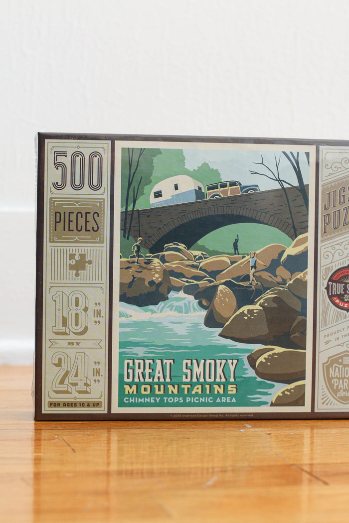 Great Smoky National Park Puzzle