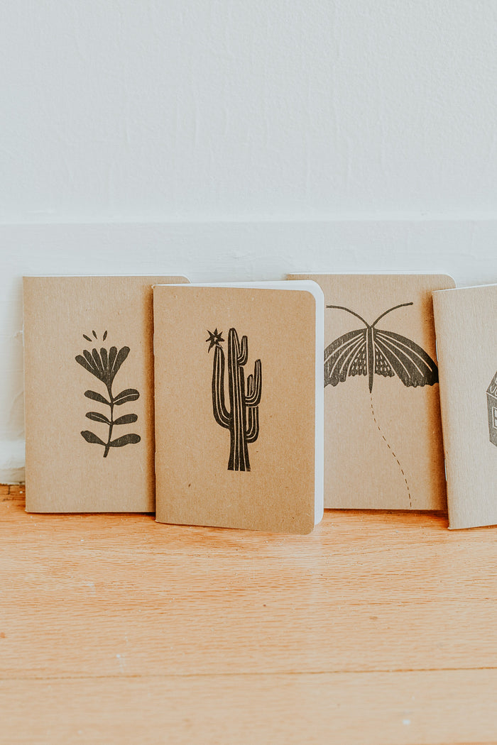 Block Print Notebook