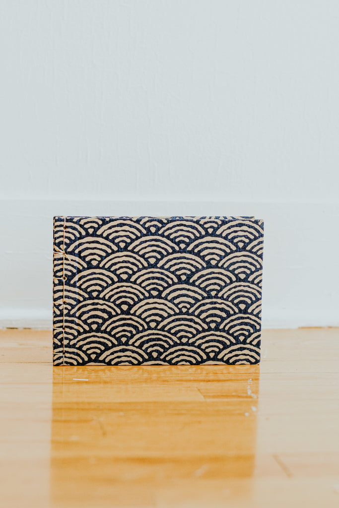 Sevenberry Waves Notepad