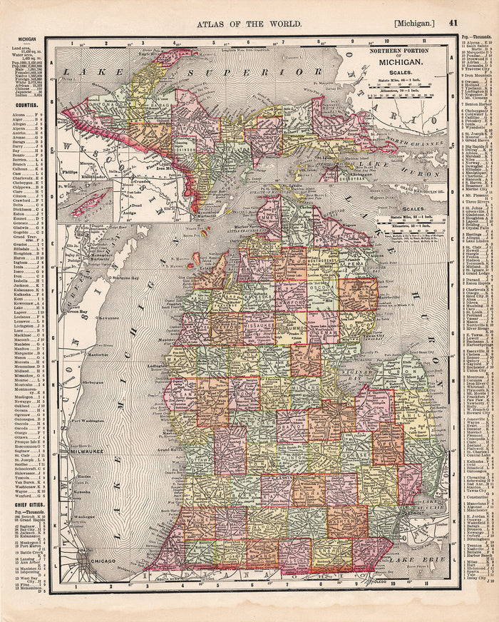Michigan (1900)