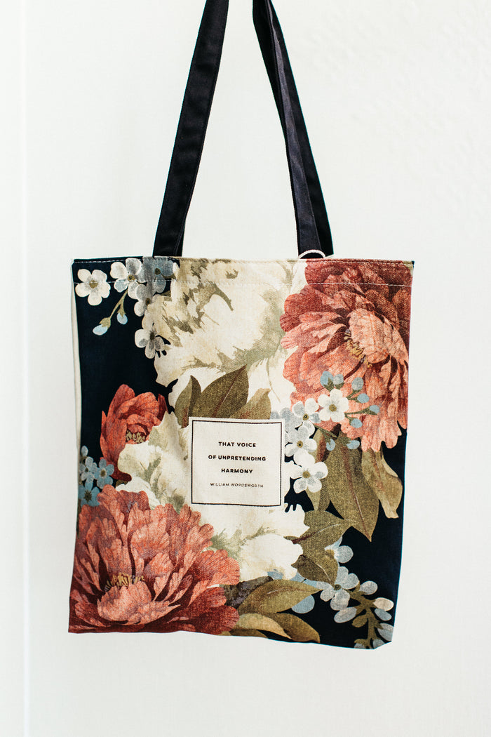 Wordsworth Tote