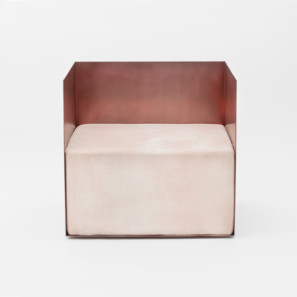 Cubic Armchair II by Crosby Studios