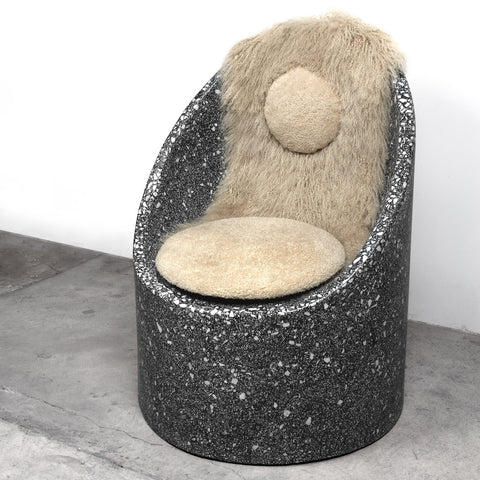 Cave Chair / Cozy Cave Chair by Carly Jo Morgan