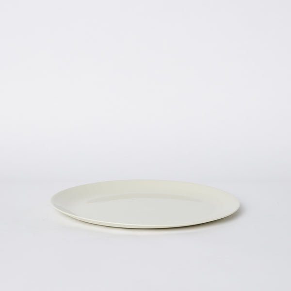 mud australia flared dinner plate dinnerware porcelain limoges los angeles contemporary design furniture interiors la west hollywood beverly hills bel air downtown modern gallery
